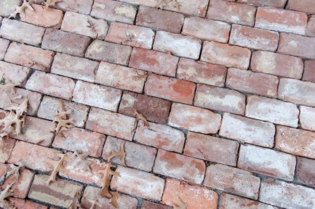Antique Brick, Reclaimed Brick, Antique Brick Patio