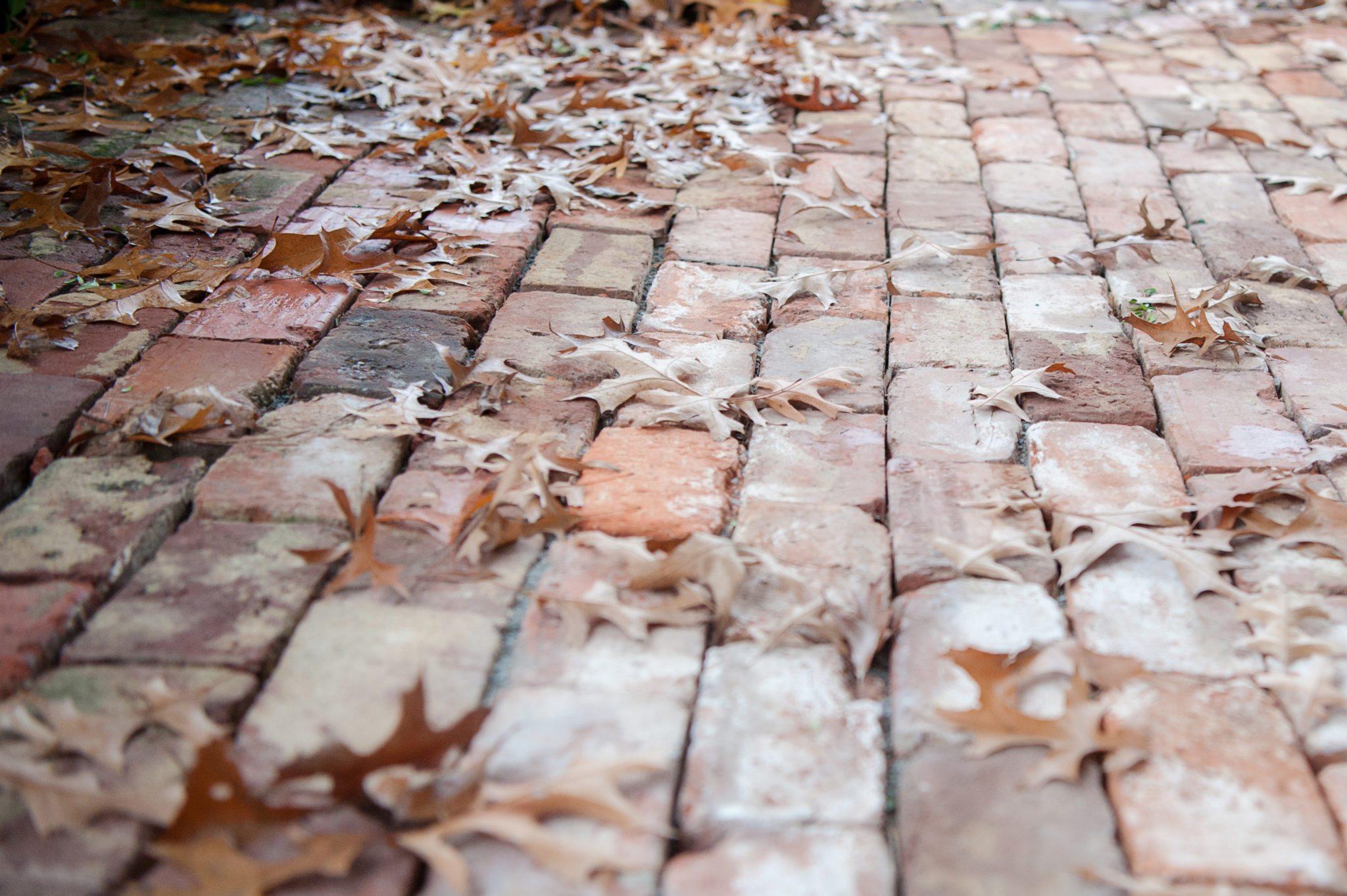 Antique Brick Patio, Reclaimed Brick, Antique Brick Patio