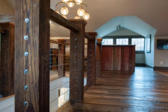 Barn Plank Flooring