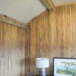 Pecky Cypress Wall Planking