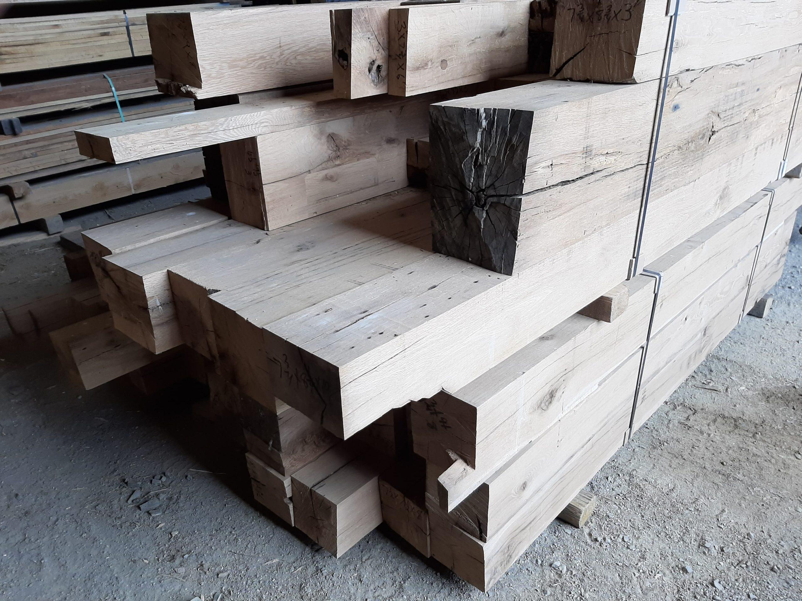 antique-white-oak-s4s-beams-4