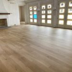 European White Oak with Loba Invisible Finish