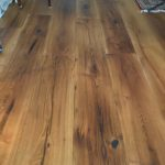 Wide Plank Prefinished Engineered Antique Reclaimed Wormy Chestnut Flooring