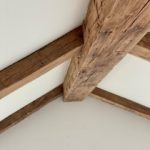 Antique Hand Hewn Box Beams