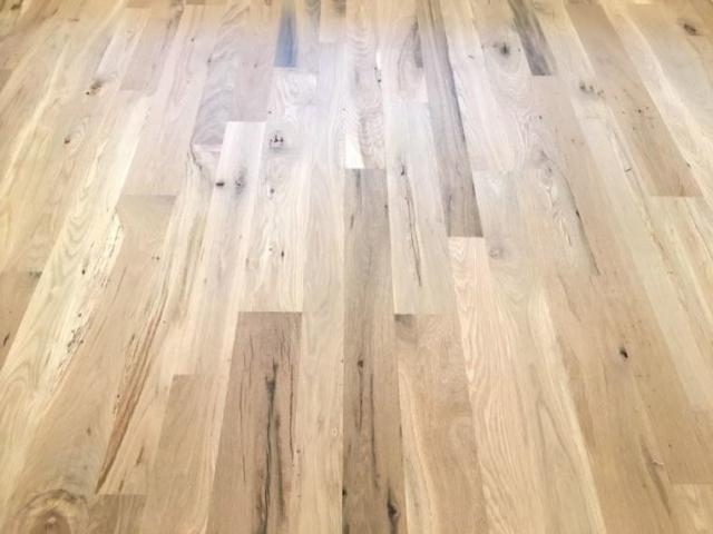 Rustic White Oak Flooring