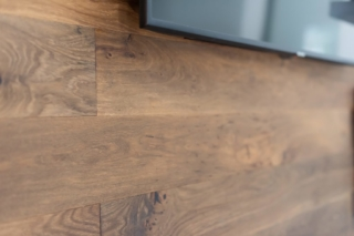 European White Oak Wall Paneling