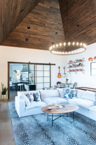 Southend Reclaimed - New Pecky Cypress Ceiling Planking