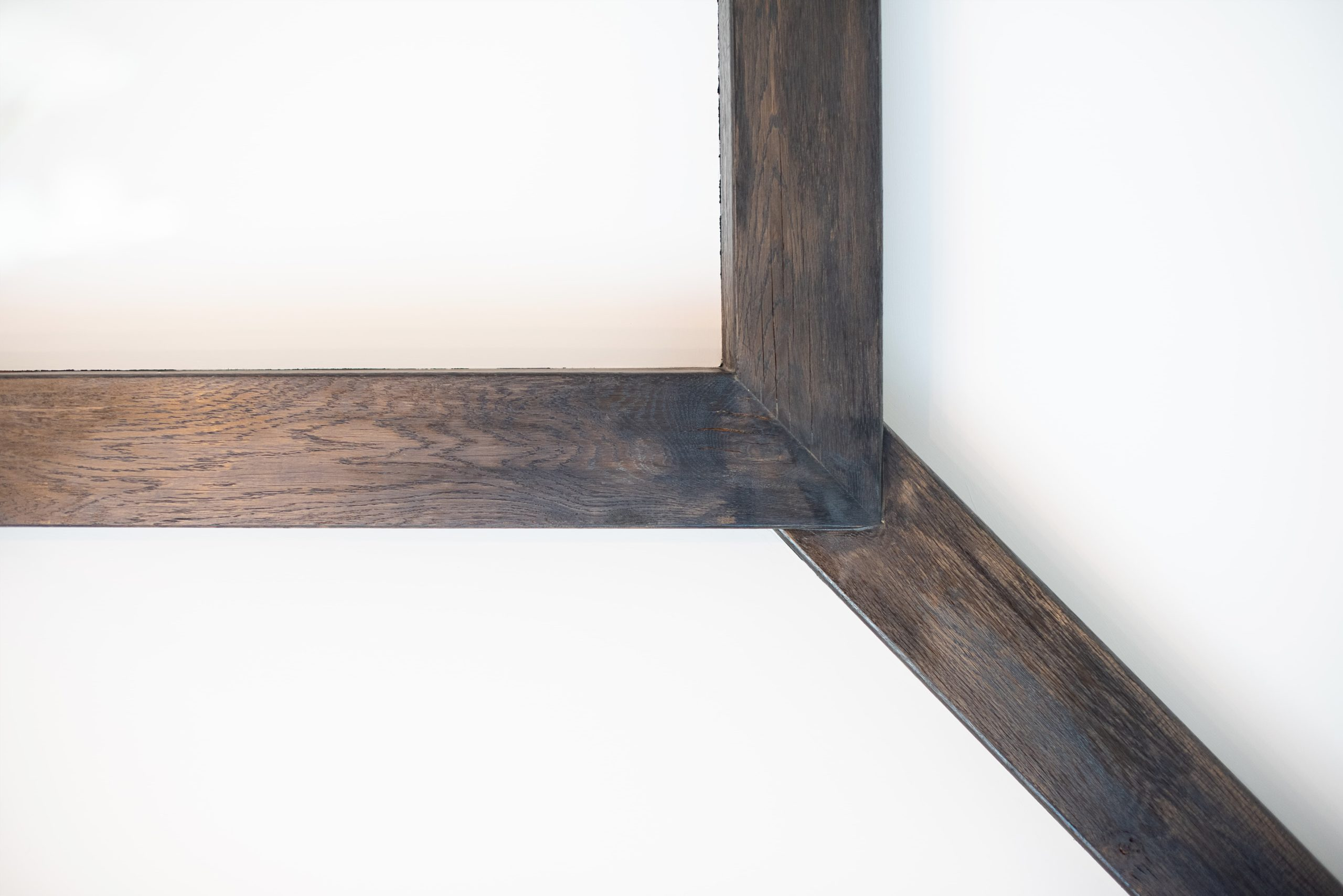 Southend Reclaimed - Smooth Face Antique White Oak Box Beams 4