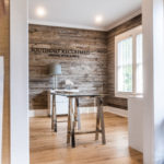 Southend Reclaimed Concept Cottage Weathered Grey Barnsiding + Smooth Face Oak Flooring